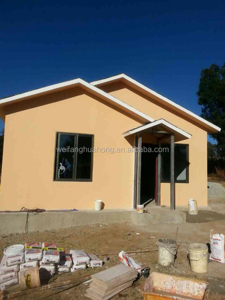 Hot sale good quality easy to build villa style small house