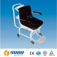electrical wheel digital display electrical chair scale