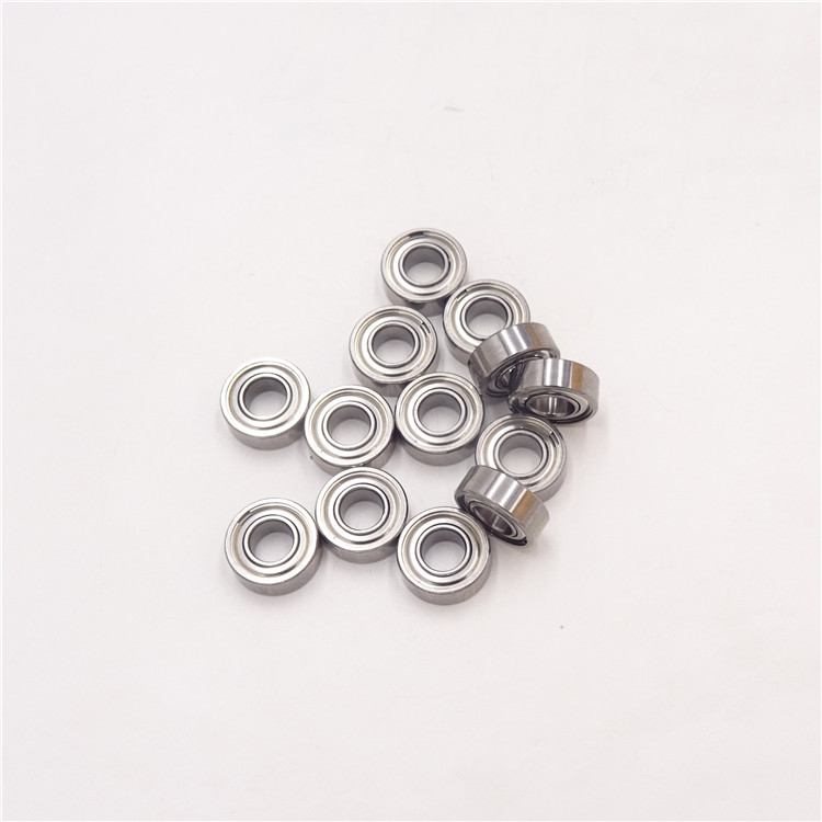 NMB brand inch sizes 5X11X4mm miniature deep groove ball bearing MR115ZZ