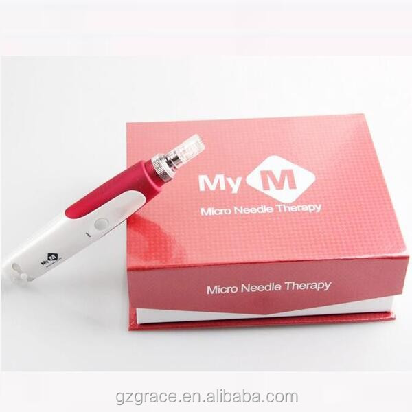 Super function and rechargeable mym derma pen