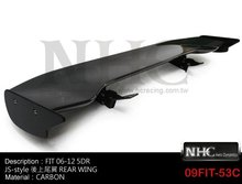 FIT JAZZ 06-12 Rear Spoiler Rear Wing