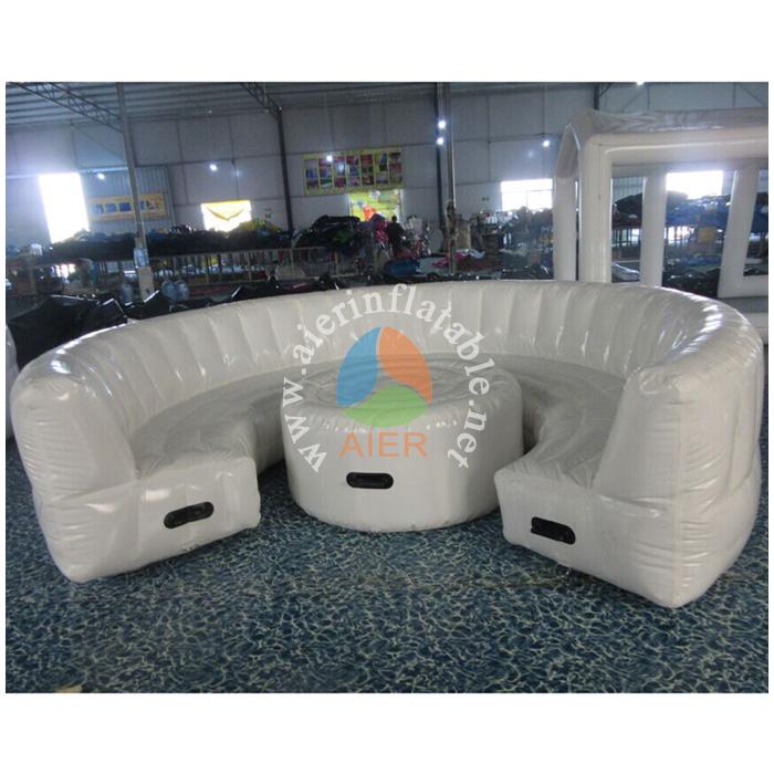 Cheap High Quality Furniture: Cheap Giant High Quality Inflatable Outdoor Air Sofa
