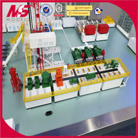 New design architectural house models With Long-term Service