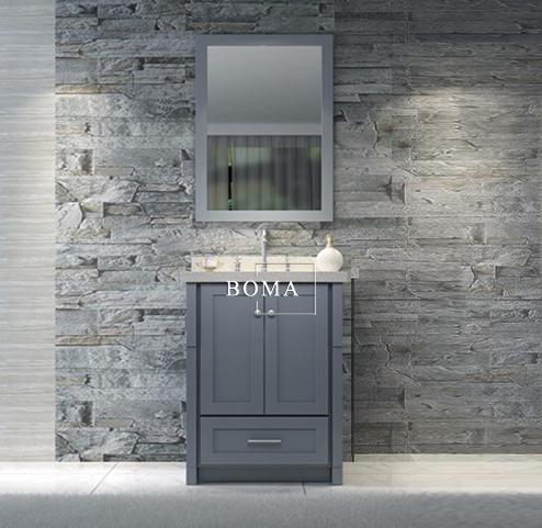 Mobili bagno in arte povera all 39 ingrosso acquista online i - Mobili stile americano ...