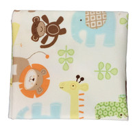 AnAnBaby High quality Baby Changing Pad Infant Cotton Printed Cover Toddler Waterproof Urine Mat