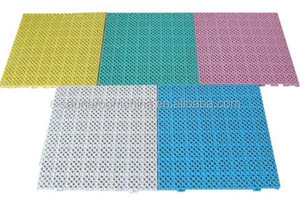 Pvc、 アクセサリーpp材料スイミングプールプールゴム床材 Buy プールゴム床材、 プール用ゴム製のフロア