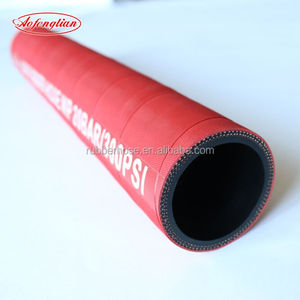 ISO9001 19mm X50m EPDM Rubber hose smooth cover fabric oil/fuel/ air petrol hose