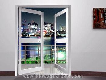 Open Double Doors