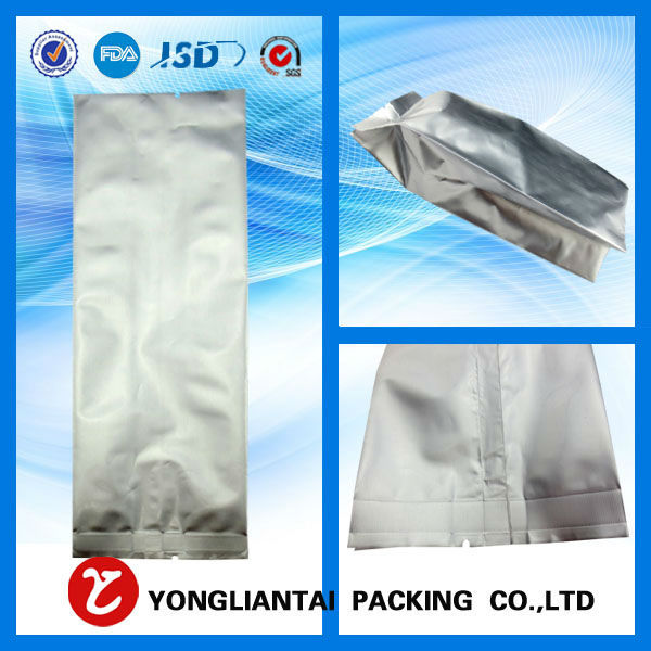 China manufacturer supply heat seal aluminum foil bag