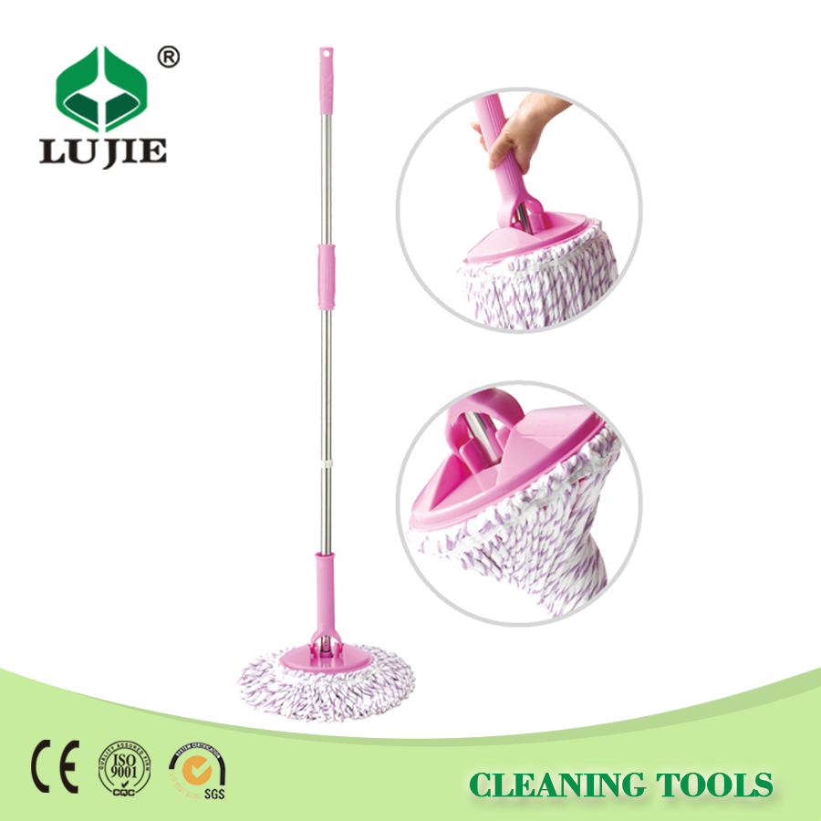 Popular microfiber pads floor cleaning mop with competitive price