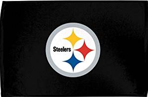 "NFL Pittsburgh Steelers Primary Logo Team Color 15"" x 25"" Sport Fan Towel"