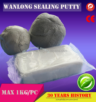 putty electrical parts holefilling clay