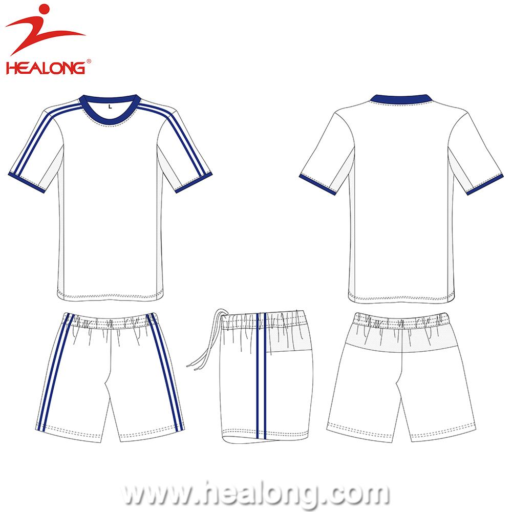 391172dc83 Personalizado Seu Logotipo Cor Player Versão Camisa De Futebol Goleiro  Uniforme de Futebol Da Equipe Em