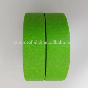 Green Painters Tape printing Clean Release Trim Finishing Masking painters Tape