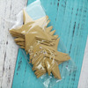 Glitter Paper star Garland, gold Hanging Decorations for elegant Wedding Birthday Party Baby Shower Background