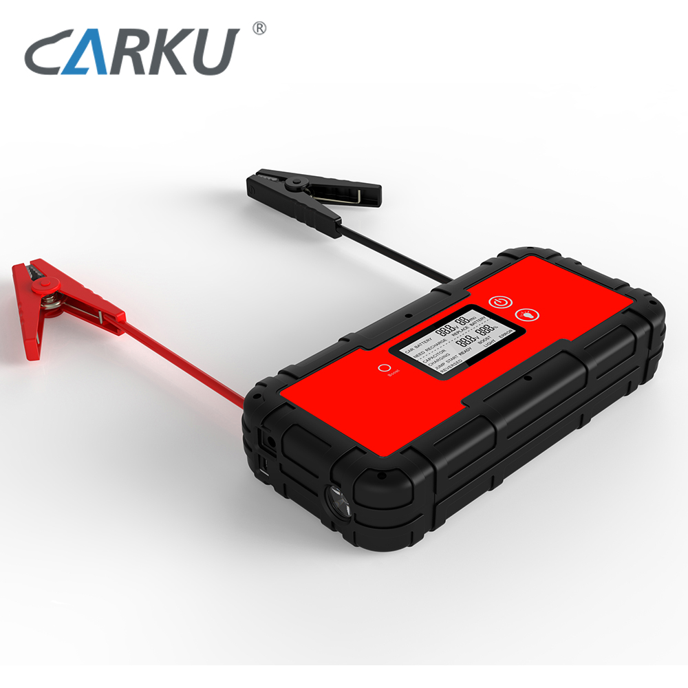 CARKU 12 v ultracapacitor batteria auto antipasti senza batteria al litio all'interno e 100000 lifecycles per l'inverno
