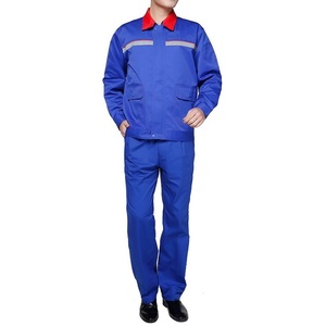 Custom Made Long Sleeve Reflective Safety Electrician Uniform Workwear