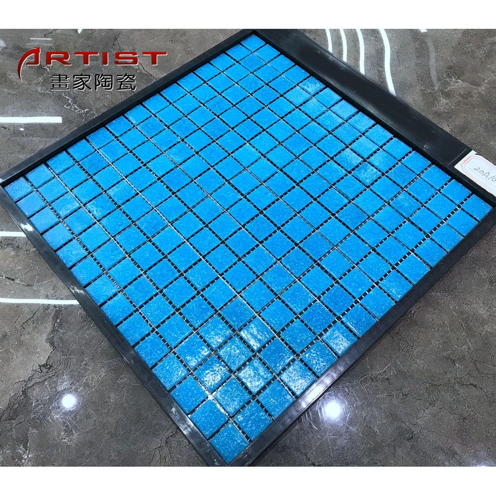 Crackle Glass Tile, Crackle Glass Tile Suppliers and Manufacturers ...
