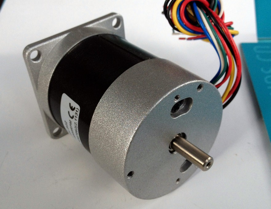 86mm high efficiency 48v brushless dc motor, rated 48 vlot, 1Nm~2.5Nm, power 300w, 500w upto 1000w