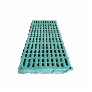 High Strength Pig Pen BMC Pig Slatted Flooring of 1500*600*40mm