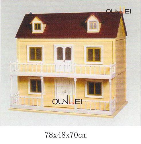 Escala 1:12 vacía envejecido De Madera Jardín Herramienta Shed tumdee Casa de Muñecas en Miniatura 11