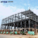 SGS Customized structural steel factory,used steel structure warehouse dormitory,two story steel structure warehouse