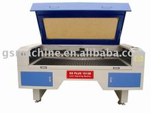 laser cutting engraving machine with camera