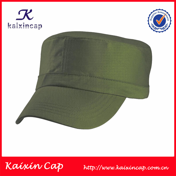 Wholesale army military cap hats custom cheap camouflage printed cool bucket hats with string