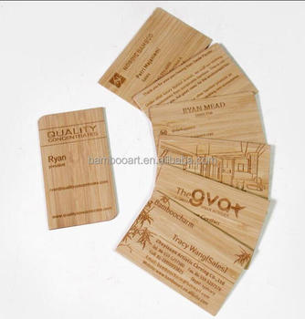 Bamboo wood business card buy bamboo business cardbamboo wood bamboo wood business card colourmoves