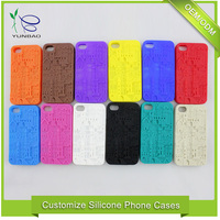 Online shop china Factory price silicone cell phone accessory