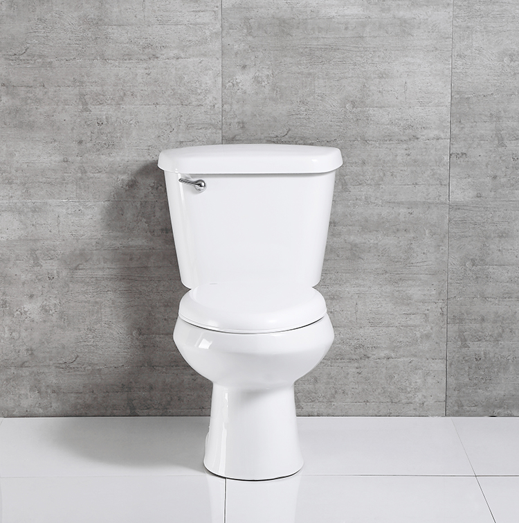 Chinese Wholesale Distributors American Standard Bathroom Two Piece WC Toilet