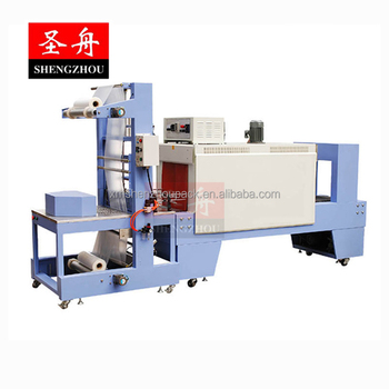 Pallet Shrink Wrap Machine for Bottle Water Over All Bundle Package Wrapping