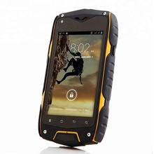Mejor al aire libre IP68 <span class=keywords><strong>teléfono</strong></span> resistente Z6 4,0 pulgadas MTK6572 Dual Core 4 GB ROM Android 4,2 <span class=keywords><strong>teléfono</strong></span> inteligente