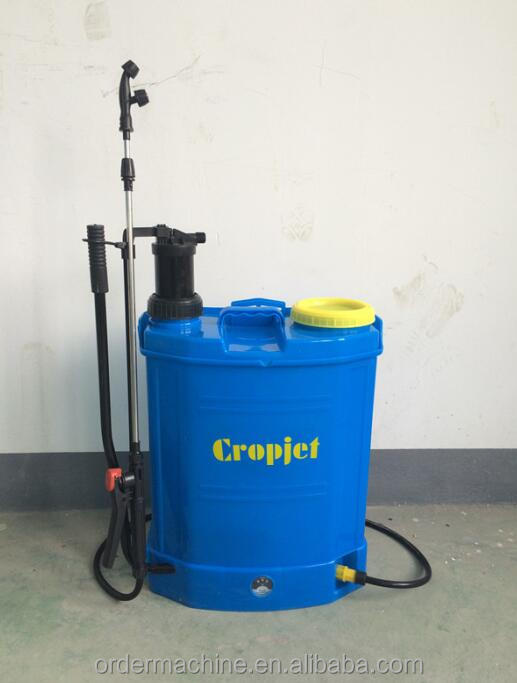 18L 2in1 electric manual agriculture portable hand pump sprayer