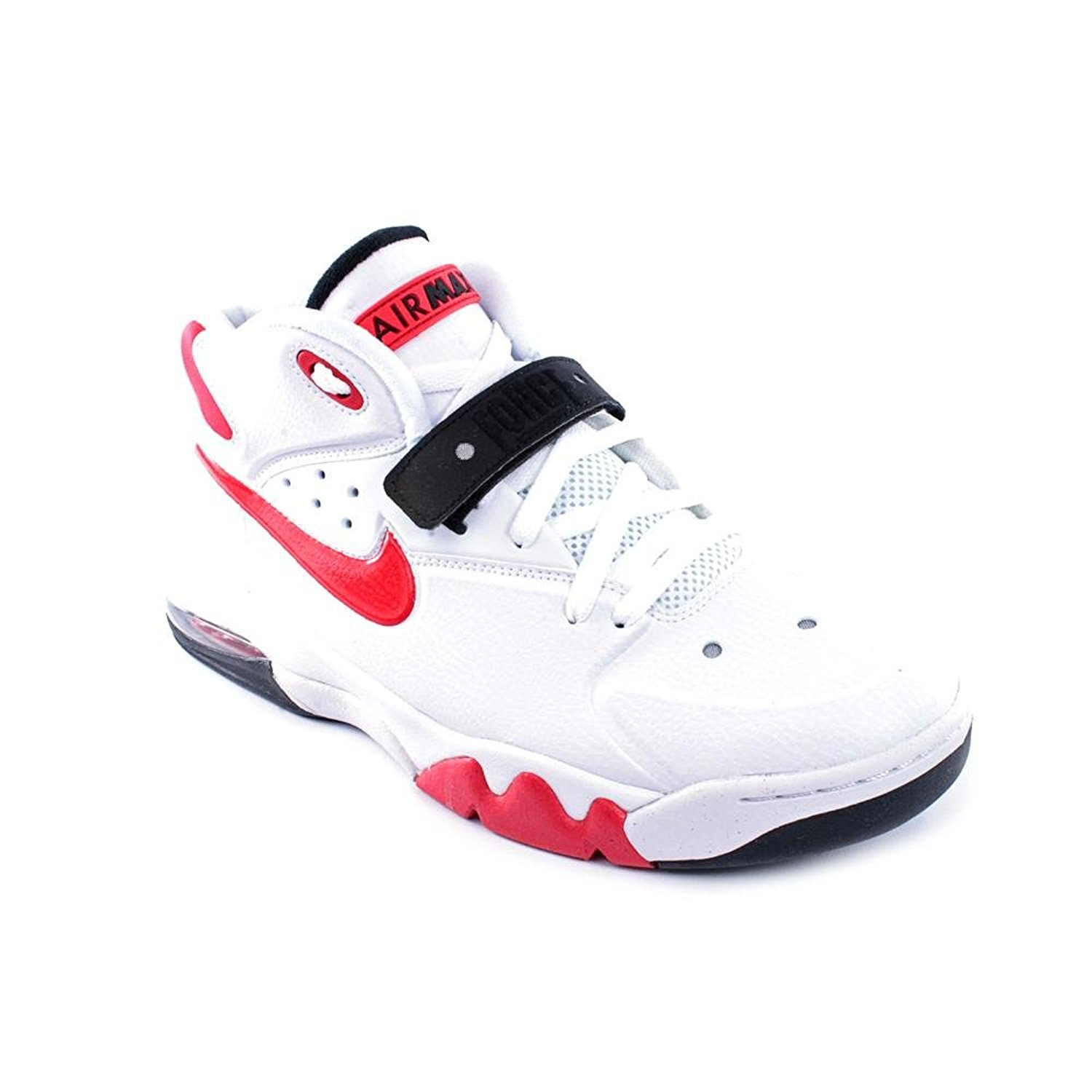 Buy Nike Mens Air Force Max 2013 Basketball Shoes, White