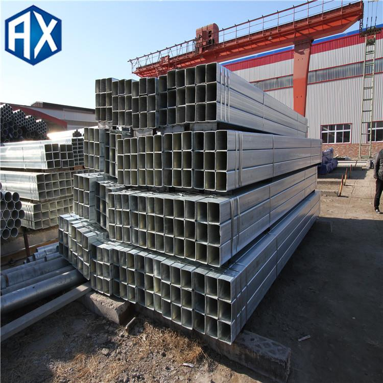 galvanized steel pipes with plastic coated