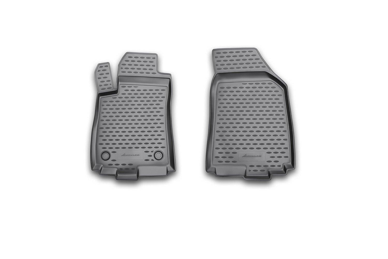 Coverking Custom Fit Rear Floor Mats for Select GMC Yukon XL 2500 Models Beige Nylon Carpet