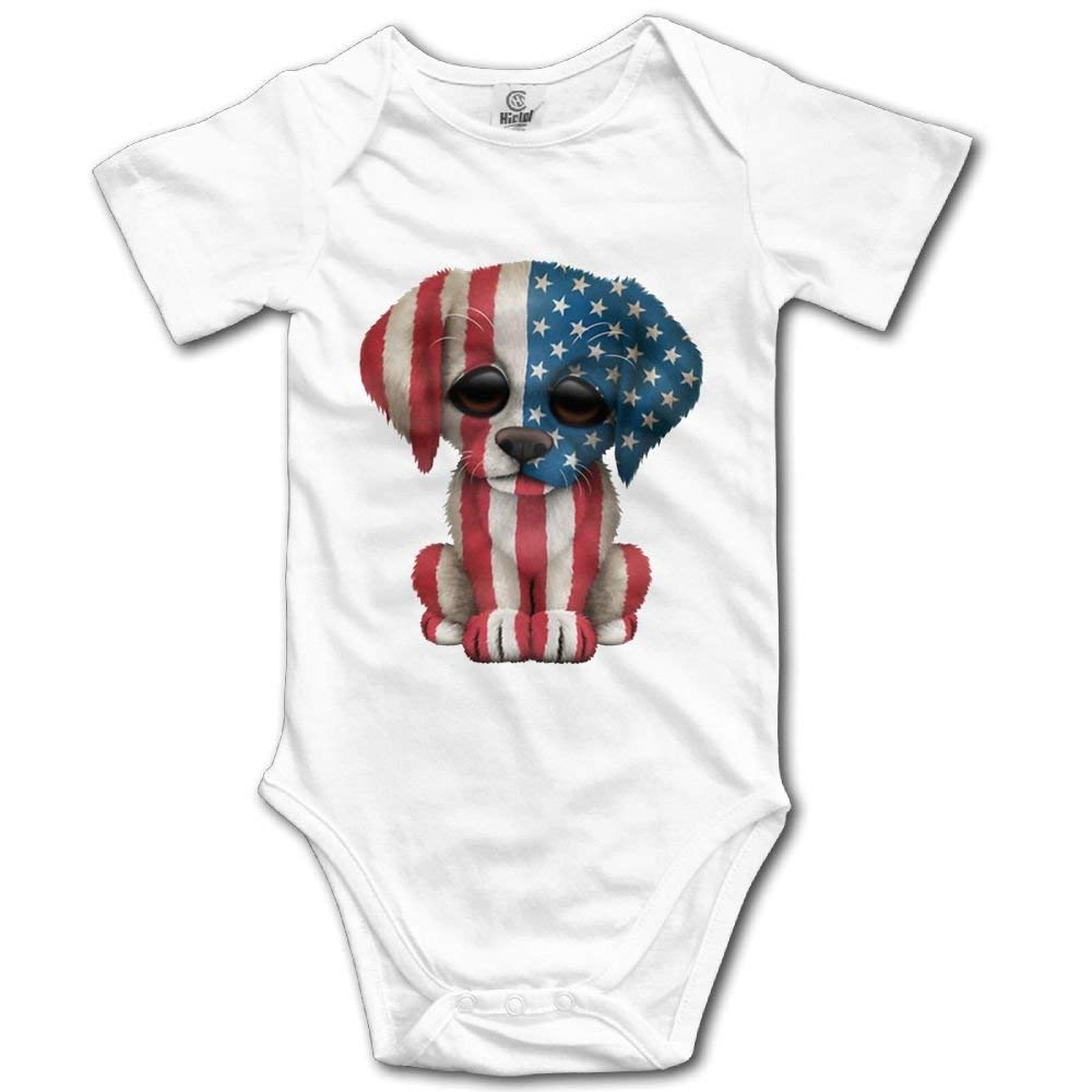 UyGFYytg Flag of Kosovo Baby Newborn Crawling Suit Sleeveless Onesie Romper Jumpsuit Black