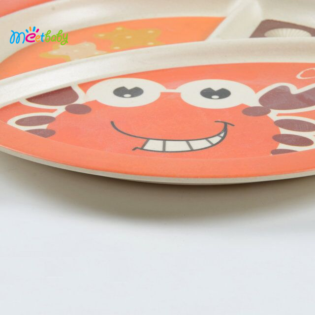6137 High Quality New Animal Crab Design Eco Bamboo Dinner Set Plates Plate Bowl Cup Spoon  sc 1 st  Alibaba & 6137 High Quality New Animal Crab Design Eco Bamboo Dinner Set ...