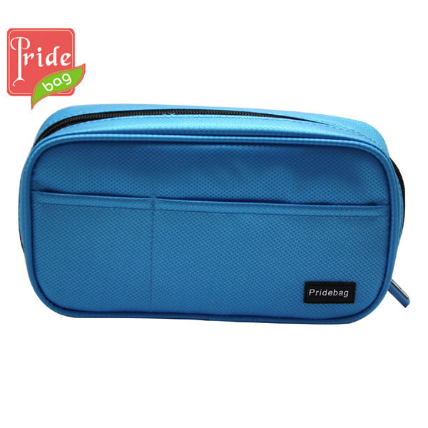 Multi-function Clutches Cosmetic Bag Mini Pencil Case
