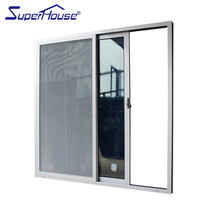 American CAS Standard cheap price Professional used sliding glass doors sale