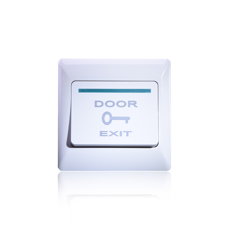 Access Control Accessories Capable Eseye Door Exit Button Push Exit Release Button Switch For Rfid Door Access Control System No Com Plastic Panel And Exit Button Sophisticated Technologies Access Control