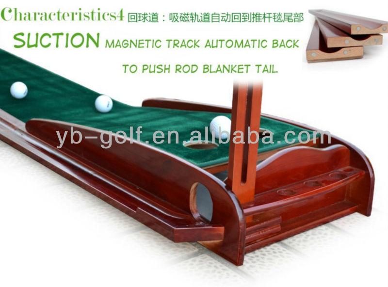 Pgm de oficina de alta calidad mini golf set ayudas para for Juego de golf para oficina