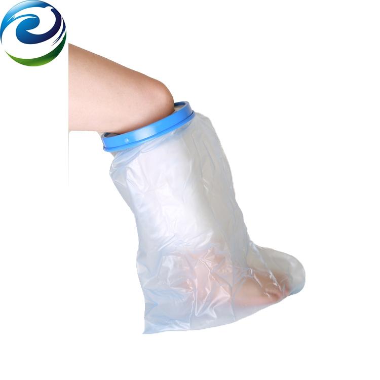 ISO-zertifiziertes ABS-Halsband Cast Cover für Körperpflege gebrochenes Bein