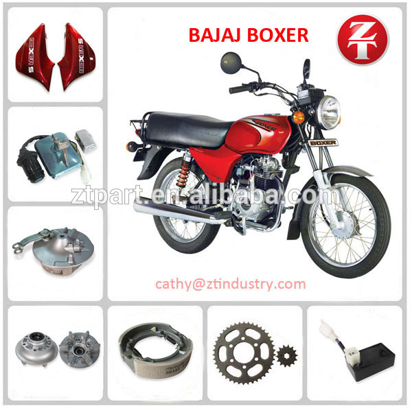 Motorcycle Parts In Delaware Mail: China High Quality Bajaj Boxer Motorcycle Spare Parts
