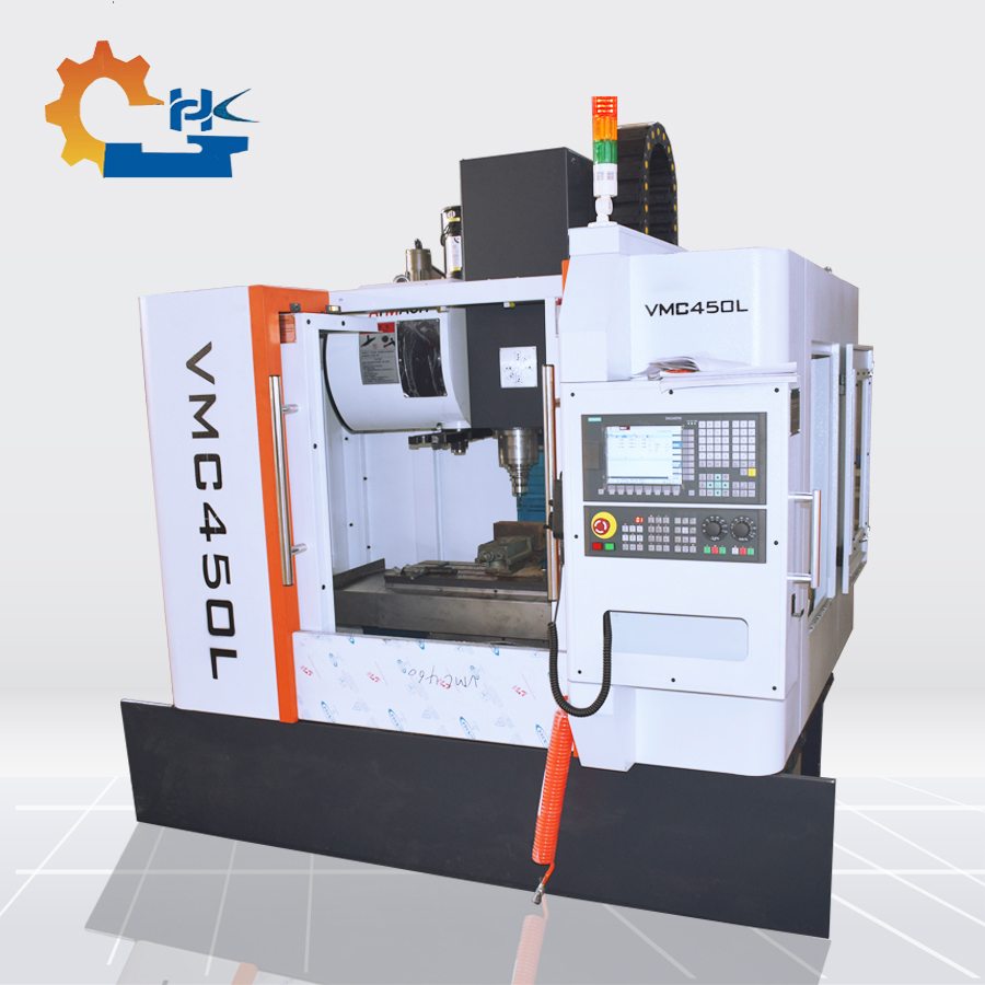 5 Axis New Cnc Machine Price In India With Coolant Pump Vmc 460l