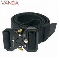 High Quality Military Quick Release Nylon Tactical Webbing Belt