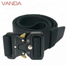 (High) 저 (Quality 군 Quick Release Nylon Tactical 웨빙 Belt
