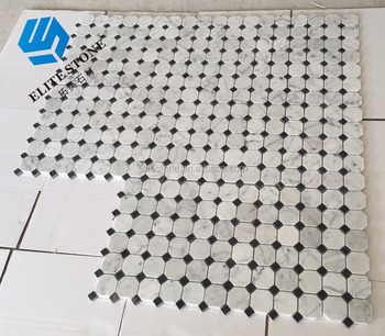 Large Octagon Mosaic 6mm Thickness