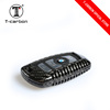 T-carbon Carbon Fiber Key Case Fob Shell Cover for M4